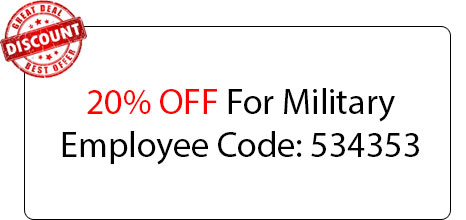 Military Employee Discount - Locksmith at Pontiac, MI - Pontiac MI Locksmith